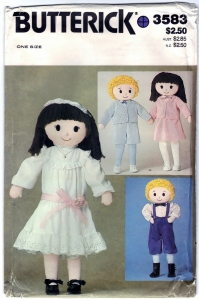 http://bearyamazing.storenvy.com/products/10408581-butterick-3583-diy-pattern-dolls-32-in-boy-and-girl-vintage-sewing-craft-sup