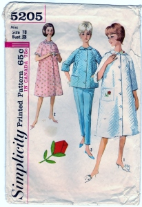 http://bearyamazing.storenvy.com/products/10403052-simplicity-5205-diy-misses-robe-top-and-pants-transfer-included-vintage-se