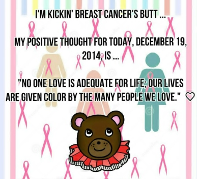 PicCollage Breast Cancer Support December 19, 2014