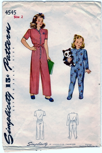Simplicity 4545 Scanned 4-14-2013 Front