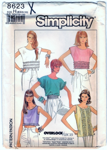 Simplicity 8623 Scanned 4-13-2013 Front