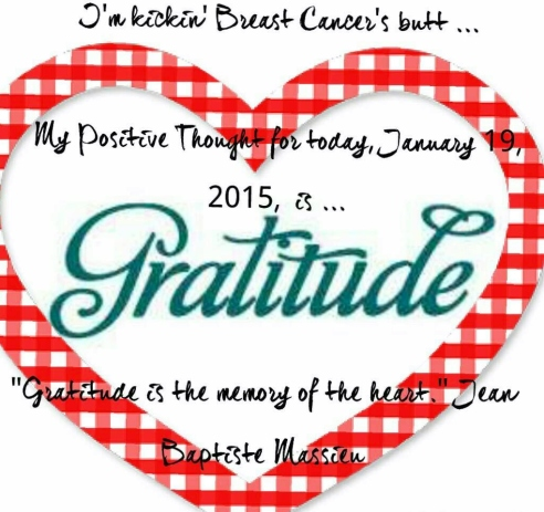 PicCollage Breast Cancer Support January 19, 2015