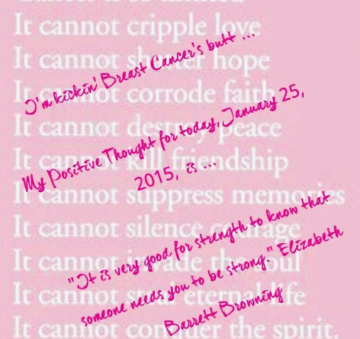 PicCollage Breast Cancer Support January 25, 2015