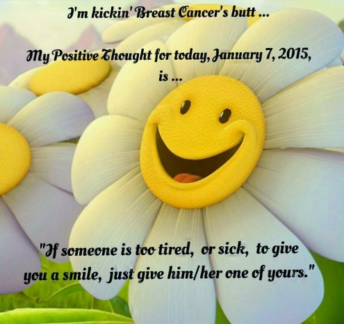 PicCollage Breast Cancer Support January 7, 2015