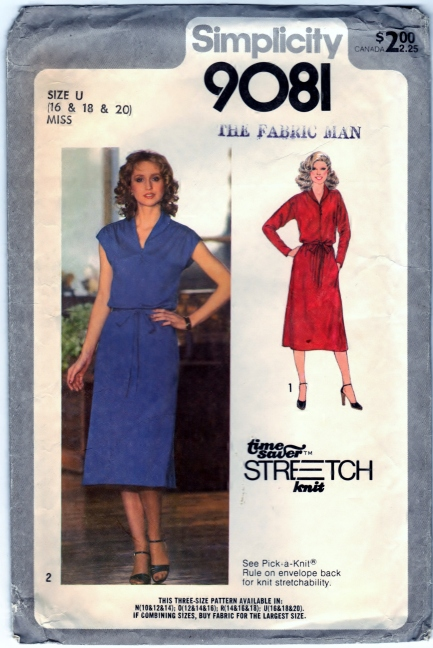 Vintage Pattern  https://www.etsy.com/listing/219779377/vintage-simplicity-9081-sewing-craft