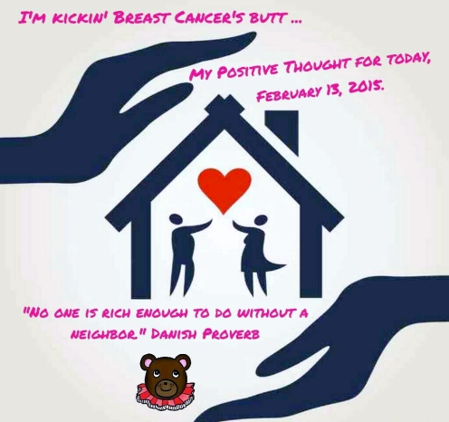 PicCollage Breast Cancer Support February 13, 2015