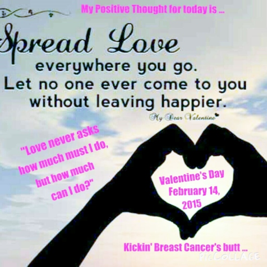 PicCollage Breast Cancer Support February 14, 2015