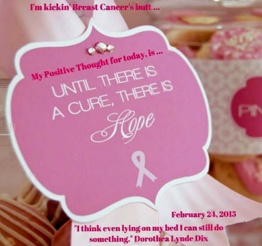PicCollage Breast Cancer Support February 24, 2015