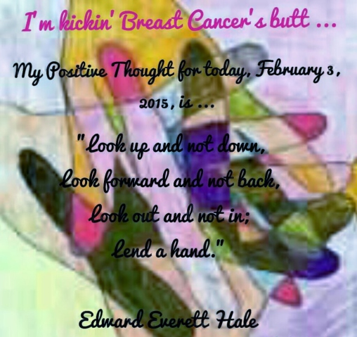 PicCollage Breast Cancer Support February 3, 2015
