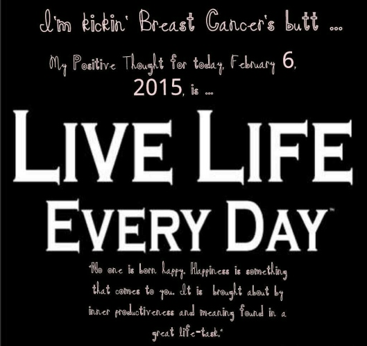 PicCollage Breast Cancer Support February 6, 2015