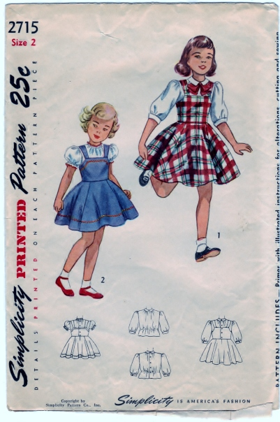 Simplicity 2715 Scanned 4-14-2013 Front