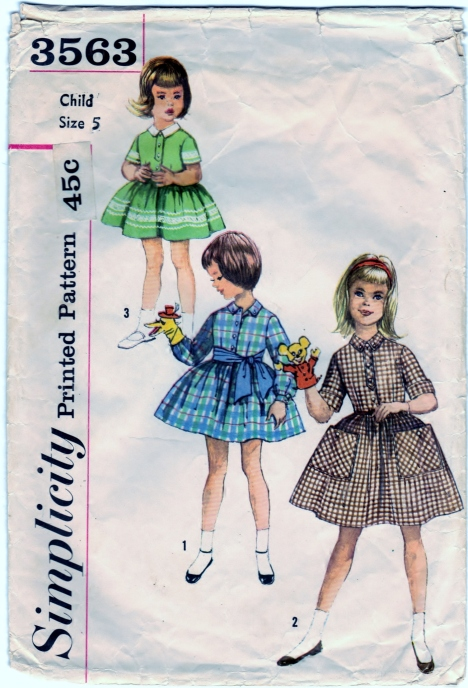 Simplicity 3563 Scanned 4-14-2013 Front