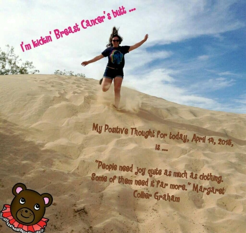 PicCollage Breast Cancer Support April 14, 2015