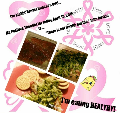 PicCollage Breast Cancer Support April 18, 2015
