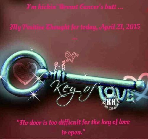PicCollage Breast Cancer Support April 21, 2015