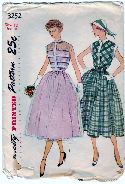 Simplicity 3252 Scanned March 23, 2013  Front