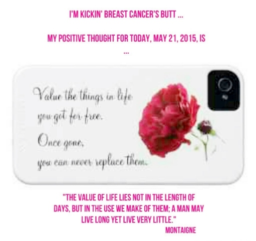 PicCollage Breast Cancer Support May 21, 2015
