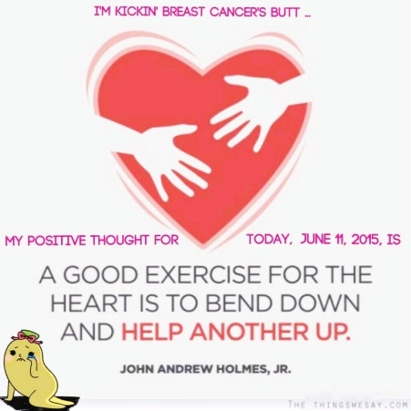 PicCollage Breast Cancer Support June 11, 2015