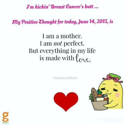 PicCollage Breast Cancer Support June 14, 2015