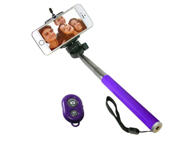 selfie stick with bluetooth remote shutter sale sharpharmade 39 s blog. Black Bedroom Furniture Sets. Home Design Ideas
