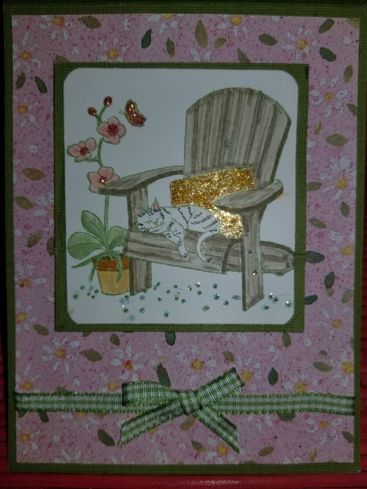 Tranquility Handmade Greeting Card 8152018 (7)